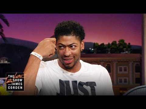 Anthony Davis Once Groomed the Unibrow