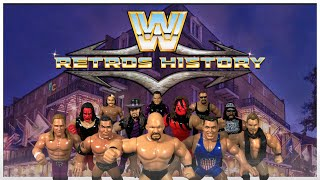 Complete History of WWE Retros by Mattel (2016-2019): (The unofficial) WWF Hasbro Sequel