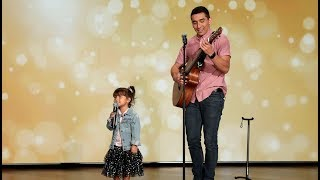 Download lagu Adorable Father-Daughter Duo Sings 'Señorita'