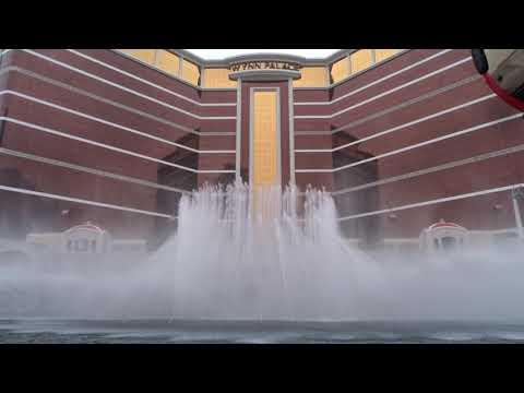 Performance Lake At Wynn Palace - Luciano Pavarotti - La Donna E Mobile (Rigoletto)