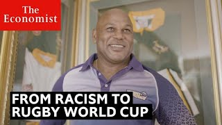 Chester Williams: from racism to the Rugby World Cup final | The Economist