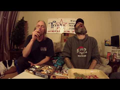 Episode 25 DBL Platinum - Chocolate Blunt Wrap Rolling Paper Review