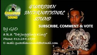 REGGAE CLASSICS Mixed by DJ GIO GUARDIAN