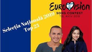 Eurovision Song Contest 2019: Romania Top 23