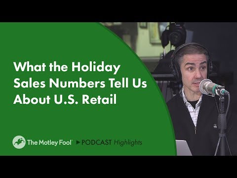 What the Holiday Sales Numbers Tell Us About U.S. Retail