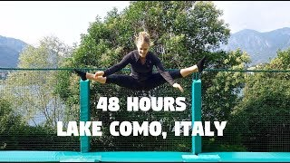 48 Hours in Lake Como, Italy on a Budget: Bellagio, Lecco, Varenna