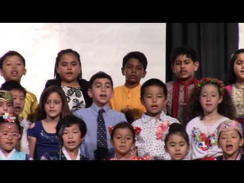 CCSD102 Tripp School 1st 2nd Grade Concert Wednesday 2017