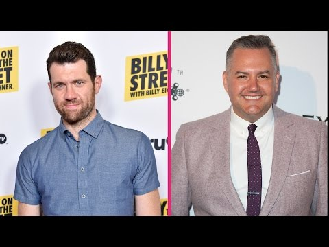 Billy Eichner Accuses Ross Mathews of Ripping Off 'Billy on the Street' Bit