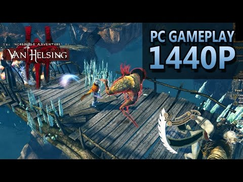 The Incredible Adventures of Van Helsing III | PART 2 | PC Gameplay | 1440P / 2K