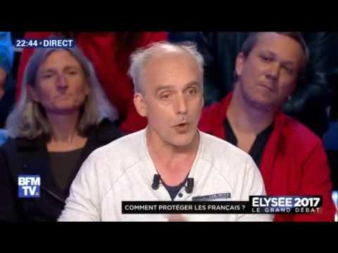 Philippe Poutou a dépoussieré le débat et fait rire par des répliques hilarantes 🤣