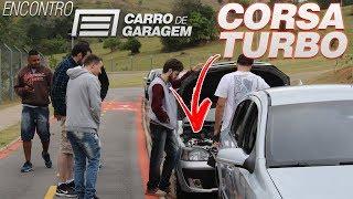 OS CARROS DA GALERA! ENCONTRO CARRO DE GARAGEM