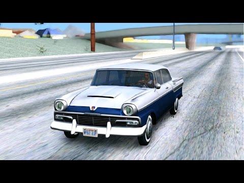 GTA San Andreas - Smith Custom 200 From Mafia II EnRoMovies