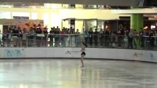 rachel yu hoi tik hk figure skating championships 2015 sp
