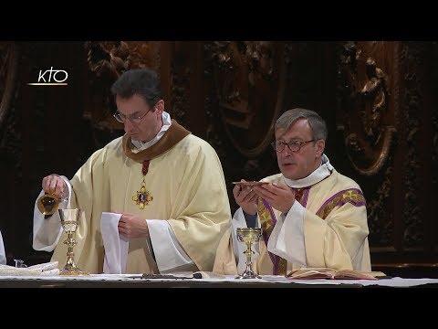 Messe du 3 novembre 2017