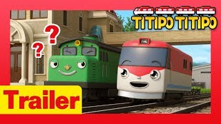 Video TITIPO S1 l Guess what my name is?! Tayo's new train friend in town! l TITIPO TITIPO Trailer download MP3, 3GP, MP4, WEBM, AVI, FLV Juni 2018