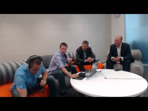 Autodesk Accelerate 2018 with Steve Hooper and Greg Fallon