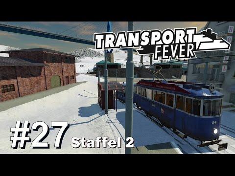 TRANSPORT FEVER S2/#27: Die Köhlbrandbrücke für Hamburg [Let's Play][Gameplay][German][Deutsch]