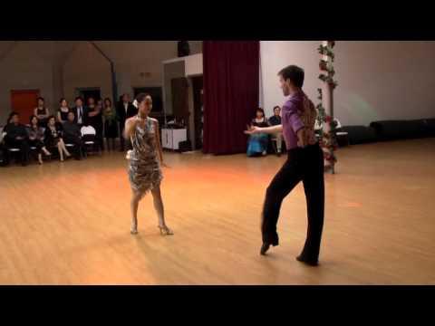 Khiêu vũ quốc tê   Rumba Gavin & Lucy