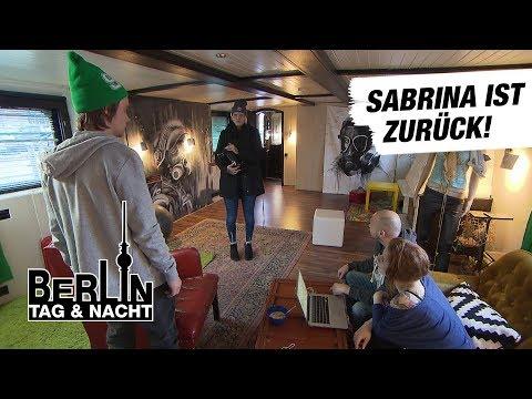 Berlin - Tag & Nacht - Sabrina ist zurück! #1639 - RTL II