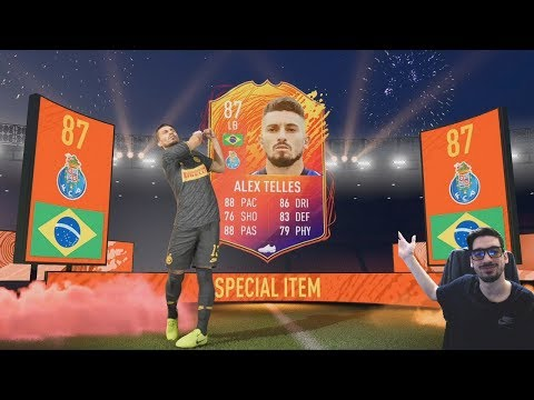87 HEADLINERS ALEX TELLES PLAYER REVIEW! - IS HE WORTH GETTING? - FIFA 20 ULTIMATE TEAM