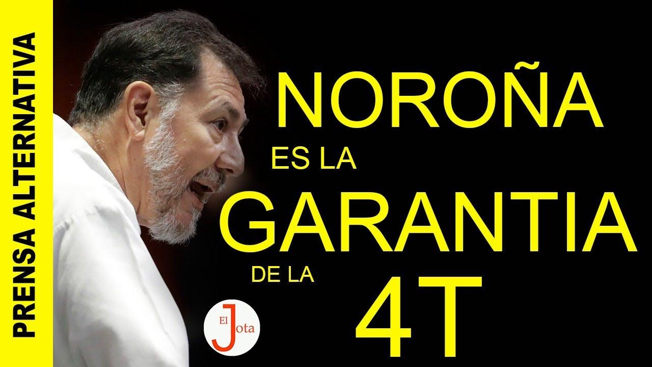 LA 4T NECESITA A NOROÑA EN LA PRESIDENCIA DE LA CÁMARA DE DIPUTADOS