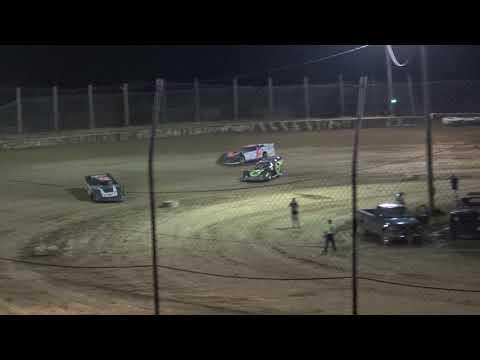 Moler Raceway Park | 8/24/18 | Ike Moler Memorial | Late Models | Dash