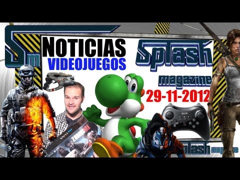 Noticias | Splash Magazine Games | 29-11-2012