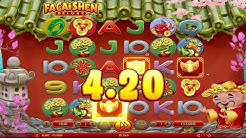 Fa Cai Shen Deluxe - Habanero Video Slot