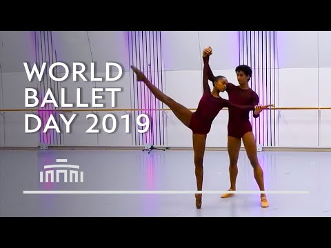 World Ballet Day 2019 - Dutch National Ballet