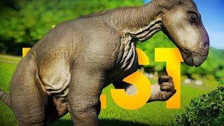 EVERY DINOSAUR RANKED   The Top 19 (Jurassic World: Evolution Best Dinosaurs)