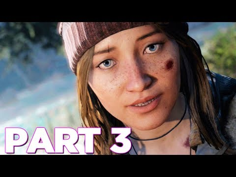 Far Cry New Dawn Walkthrough Gameplay Part 3 Selene Ps4 Pro Youtube