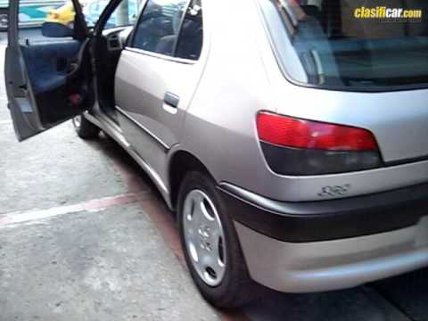 peugeot 306 1.4 xn chile 1998 - youtube