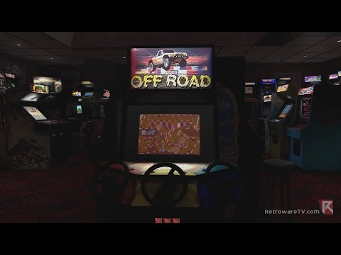 Super Off Road (Arcade, 1989) - Video Game Years History