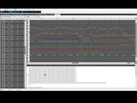 MIDI/MML cover - The Moon - DuckTales NES