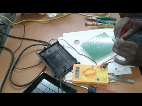 Dlink Dir 600 Router No Power Problem Successfully Repaired Youtube