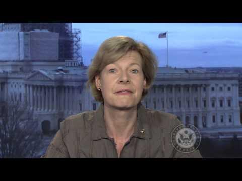 "Senator Tammy Baldwin Supports ""My Sister"