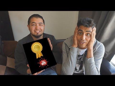 Unboxing de algo que nos mando Youtube!!!