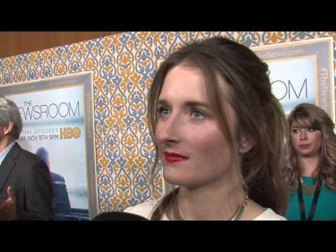 The room Final Season: Grace Gummer Exclusive Premiere