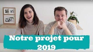 NOTRE PROJET POUR 2019 ! - ALLO MAMAN