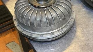 Ремонт ГТР погрузчика-манипулятора.