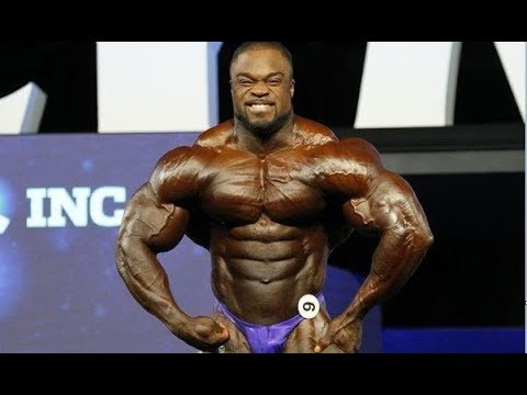 "Brandon Curry -  ""Two men are my main competition for the Arnold Classic title."""