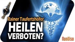 Heilen verboten? Rainer Taufertshöfer bei SteinZeit