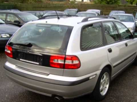 video volvo v40 2002 mpg youtube. Black Bedroom Furniture Sets. Home Design Ideas