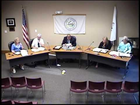 Board of Selectmen 05/31/16