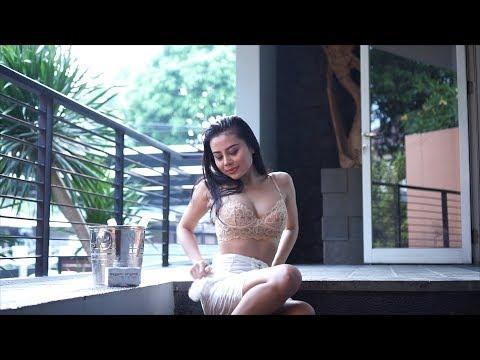 HEAT Asti Levina Sagami Idol Indonesia March 2019 x Sagami condom