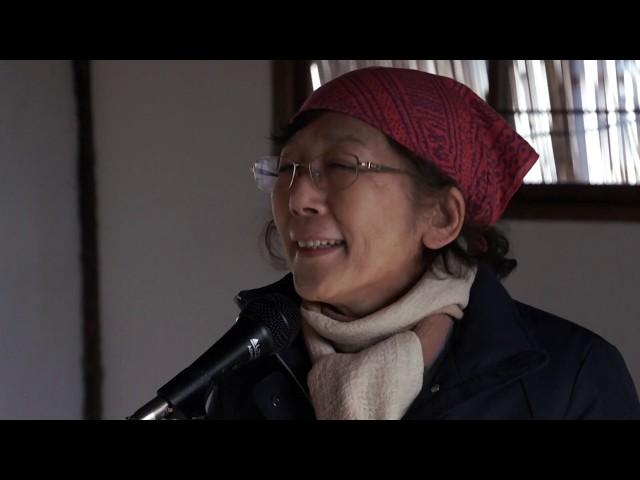 吉岡セイ[今日の反核反戦展2018:リレートーク]