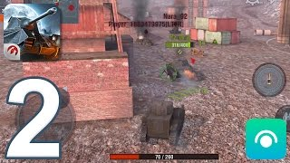 World of Tanks Blitz - Gameplay Walkthrough Part 2 (iOS, Android)