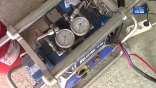 GRACO Reactor Е8р - утепление лоджии ППУ(Установка для напыления ППУ GRACO Reactor Е8р отлично подходит для утепления лоджии или балкона. Небольшие габари..., 2015-07-08T11:29:54.000Z)