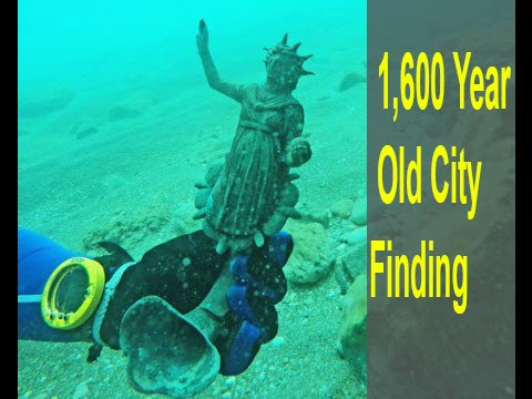 1600 Year Old Merchant Shipwreck Was Discovered By Divers In The Ancient Harbor | News World
