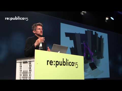 re:publica 2015 - Carlo Ratti: Senseable Cities